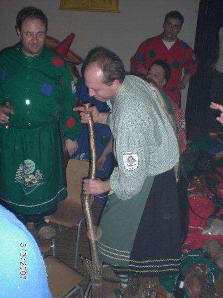 Fasnet 2007 Schramberg 14