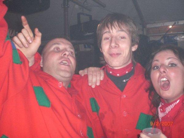 Fasnet 2007 Hausach 9