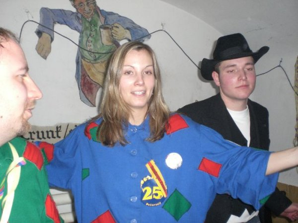 Fasnet 2007 Hornberg 14